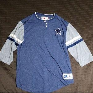 Mitchell & Ness DallasCowboys shirt